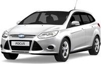 Отзывы о автомобиле Ford Focus Turnier (2010)