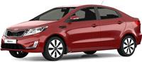 Отзывы о автомобиле KIA Rio Sedan (2011)