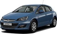 Отзывы о автомобиле Opel Astra Hatchback (2012)