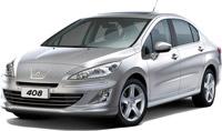 Отзывы о автомобиле Peugeot 408 Sedan (2012)