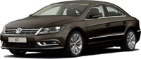 Отзывы о автомобиле Volkswagen Passat CC (2012)