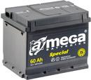 Отзывы о автомобильном аккумуляторе A-mega Special 6СТ-55-А3 (55 А/ч)
