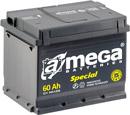 Отзывы о автомобильном аккумуляторе A-mega Special 6СТ-60-А3 (60 А/ч)