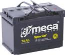 Отзывы о автомобильном аккумуляторе A-mega Special 6СТ-74-А3 (74 А/ч)