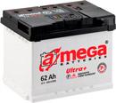 Отзывы о автомобильном аккумуляторе A-mega Ultra Plus 6СТ-62 R (62 А/ч)