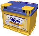 Отзывы о автомобильном аккумуляторе AKOM Классик 6CT-75 (75 А/ч)