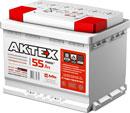 Отзывы о автомобильном аккумуляторе АкТех 6CT-55A3 (55 А/ч)