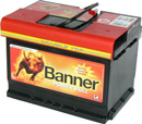Отзывы о автомобильном аккумуляторе Banner Power Bull Double Top (62 А/ч)