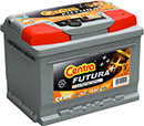 Отзывы о автомобильном аккумуляторе Centra Futura CA472 (47 А/ч)