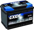 Отзывы о автомобильном аккумуляторе Exide Excell EB620 (62 А/ч)