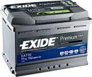 Отзывы о автомобильном аккумуляторе Exide Premium EA722 (72 А/ч)