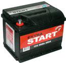 Отзывы о автомобильном аккумуляторе Extra Start L (60 А/ч)