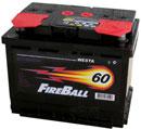 Отзывы о автомобильном аккумуляторе FireBall 6СТ-60 R (60 А/ч)