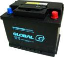 Отзывы о автомобильном аккумуляторе Global 6СТ-77 R 760A (77 А/ч)