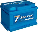 Отзывы о автомобильном аккумуляторе ISTA 7 Series 6CT-74 A2 (74 А/ч)
