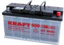 Отзывы о автомобильном аккумуляторе Kraft M 12V-100 R (100 А/ч)