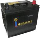 Отзывы о автомобильном аккумуляторе Medalist 53520 (35 А/ч)