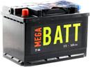 Отзывы о автомобильном аккумуляторе Mega Batt 6СТ-90АзЕ