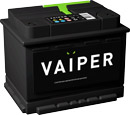 Отзывы о автомобильном аккумуляторе Vaiper Battery R (55 А/ч)