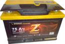 Отзывы о автомобильном аккумуляторе Z-power T5R 6СТ-75 А3 (75 А/ч)