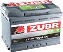 Отзывы о автомобильном аккумуляторе Зубр Premium (63 А/ч)