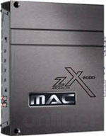 Отзывы о автомобильном усилителе Mac Audio ZX 2000