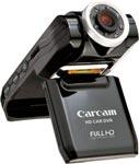 Отзывы о автомобильном видеорегистраторе Carcam DVR-077B