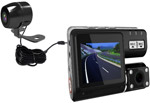 Отзывы о автомобильном видеорегистраторе Recordeye DC770