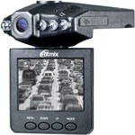Отзывы о автомобильном видеорегистраторе Ritmix AVR-330