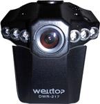 Отзывы о автомобильном видеорегистраторе Welltop DWR-217