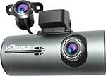 Отзывы о автомобильном видеорегистраторе xDevice BlackBox-20G mini Dual
