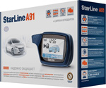 Отзывы о автосигнализации StarLine A91 Dialog