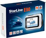 Отзывы о автосигнализации StarLine E90