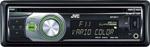 Отзывы о CD/MP3-проигрывателе JVC KD-R511E