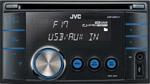Отзывы о CD/MP3-проигрывателе JVC KW-XR417EE