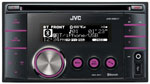 Отзывы о CD/MP3-проигрывателе JVC KW-XR817EE
