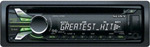Отзывы о CD/MP3-проигрывателе Sony CDX-GT560UE