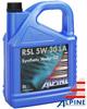 Отзывы о моторном масле Alpine RSL 5W-30LA 5л