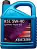 Отзывы о моторном масле Alpine RSL 5W-40 4л
