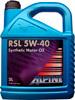 Отзывы о моторном масле Alpine RSL 5W-40 5л