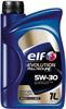 Отзывы о моторном масле Elf Evolution Full-Tech FE 5W-30 1л