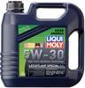 Отзывы о моторном масле Liqui Moly Leichtlauf Special AA 5W-30 4л