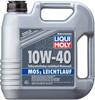 Отзывы о моторном масле Liqui Moly МoS2 Leichtlauf 10W-40 5л