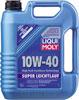 Отзывы о моторном масле Liqui Moly Super Leichtlauf 10W-40 5л