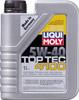 Отзывы о моторном масле Liqui Moly TOP TEC 4100 5W-40 1л
