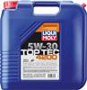 Отзывы о моторном масле Liqui Moly TOP TEC 4200 5W-30 20л