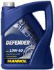 Отзывы о моторном масле Mannol DEFENDER STAHLSYNT 10W-40 API SL/CF 5л