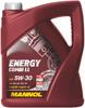 Отзывы о моторном масле Mannol ENERGY COMBI LL 5W-30 5л