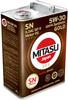 Отзывы о моторном масле Mitasu MJ-101 5W-30 4л