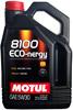 Отзывы о моторном масле Motul 8100 Eco-nergy 5W30 4л
